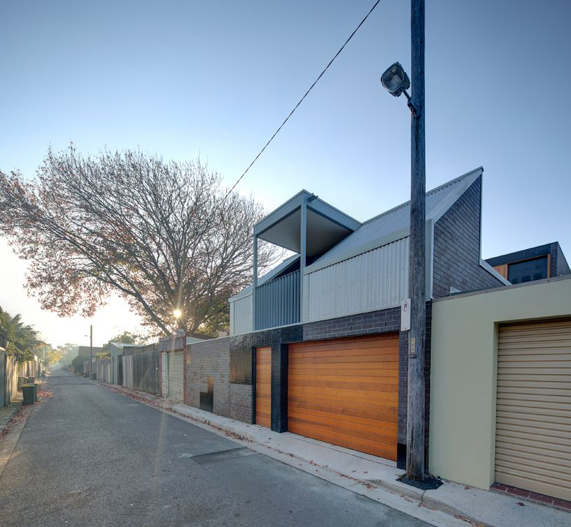 Spiegel Haus, Sydney, Australia - carterwilliamson architects - foto: Brett Boardman