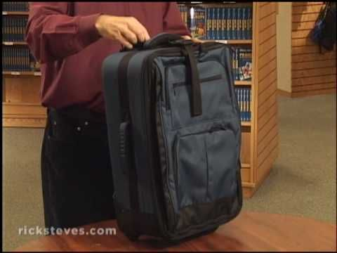 Choosing The Right Travel Gear Diffe Bags Designed By Rick Steves