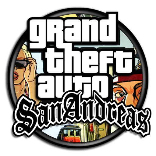 gta san andreas icon mod