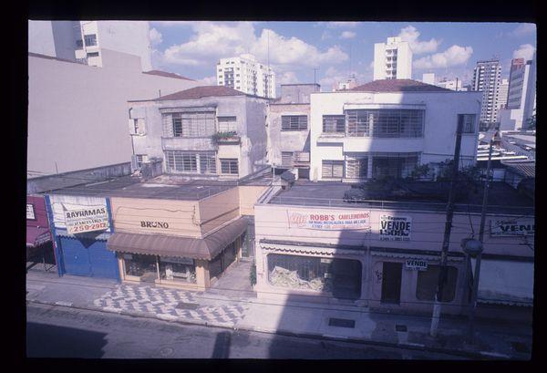 Arquigrafia - Edifício Nicolau Schiesser 1998