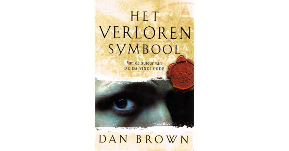Het Verloren Symbool Dan Brown