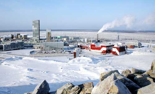 New Alrosa Mine Udachny To Be Russia's Largest