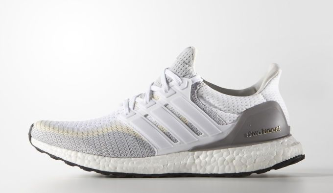 Adidas Ultra Boost All White 2.0