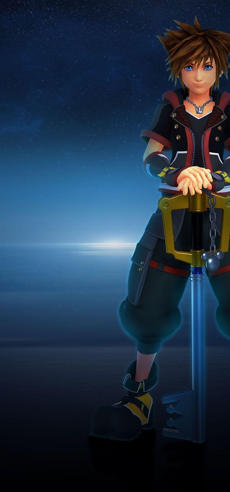 Sora Kingdom Hearts Iii Kingdom Hearts Fanart