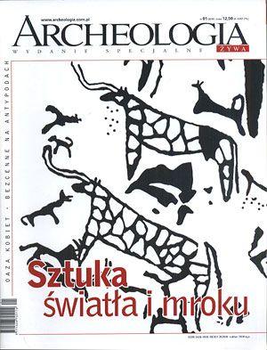 Archeologia Żywa. Sztuka światła i mroku. Wyd. specjalne 01/2010, Instytut Badań Historycznych i Krajoznawczych, 2010, http://www.antykwariat.nepo.pl/archeologia-zywa-sztuka-swiatla-i-mroku-wyd-specjalne-012010-p-13305.html