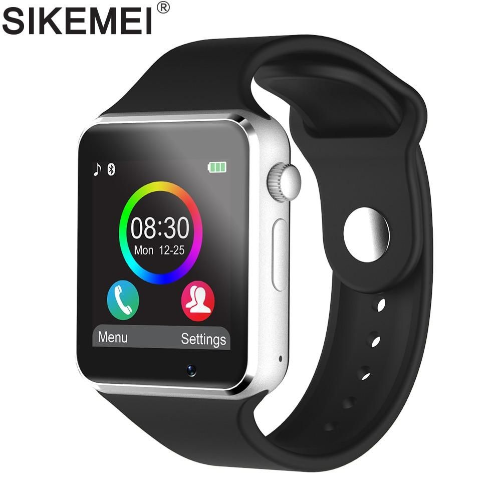 Bluetooth Smartwatch Phone with Pedometer Touch Screen ...