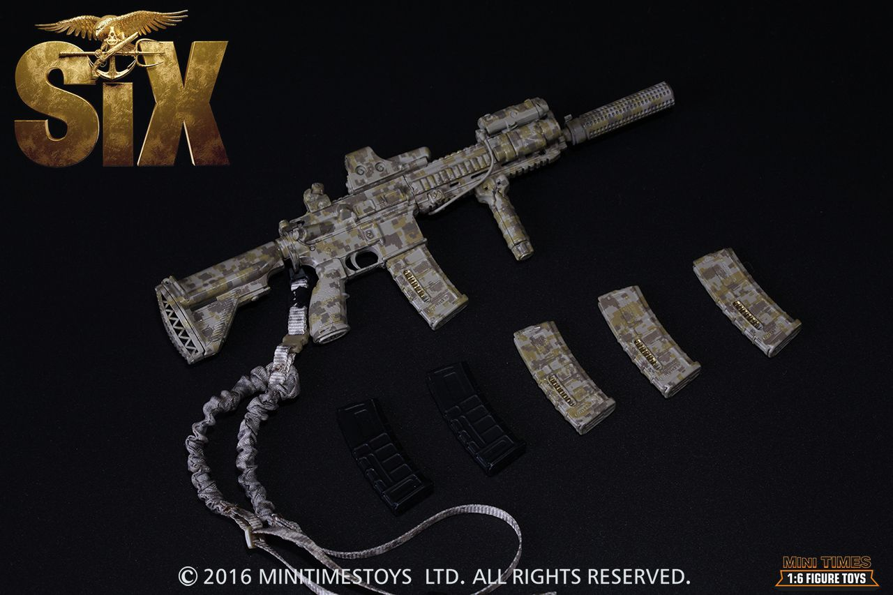 Product Announcement Mini Times US Navy SEAL Team Six DEVGRU