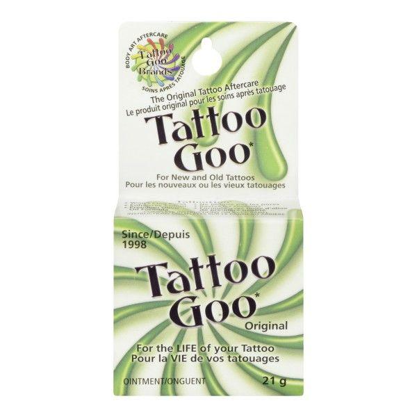 Tattoo Goo Walmart: Tattoo Goo, Tattoo Aftercare, The