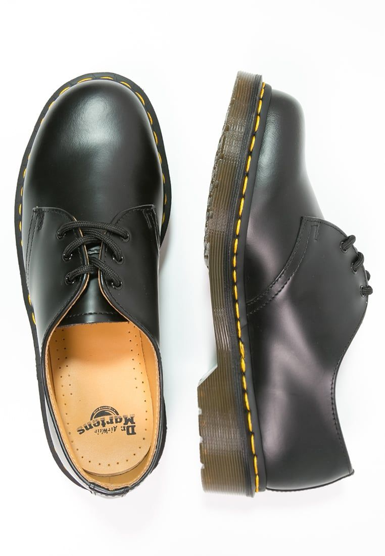 Dr Martens 1461 Oksfordki Schwarz Zalando Pl Oxford Shoes Doc Martens Oxfords Shoes