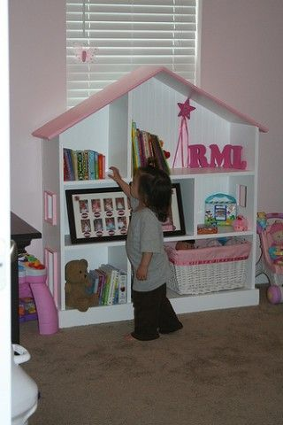 Diy Dollhouse Bookcase I Wish Someone Could Help Me Build This