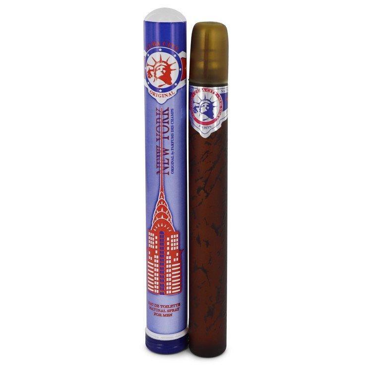 Cuba New York Eau De Toilette Spray By Fragluxe Eau De Toilette Masculine Fragrance Fragrance