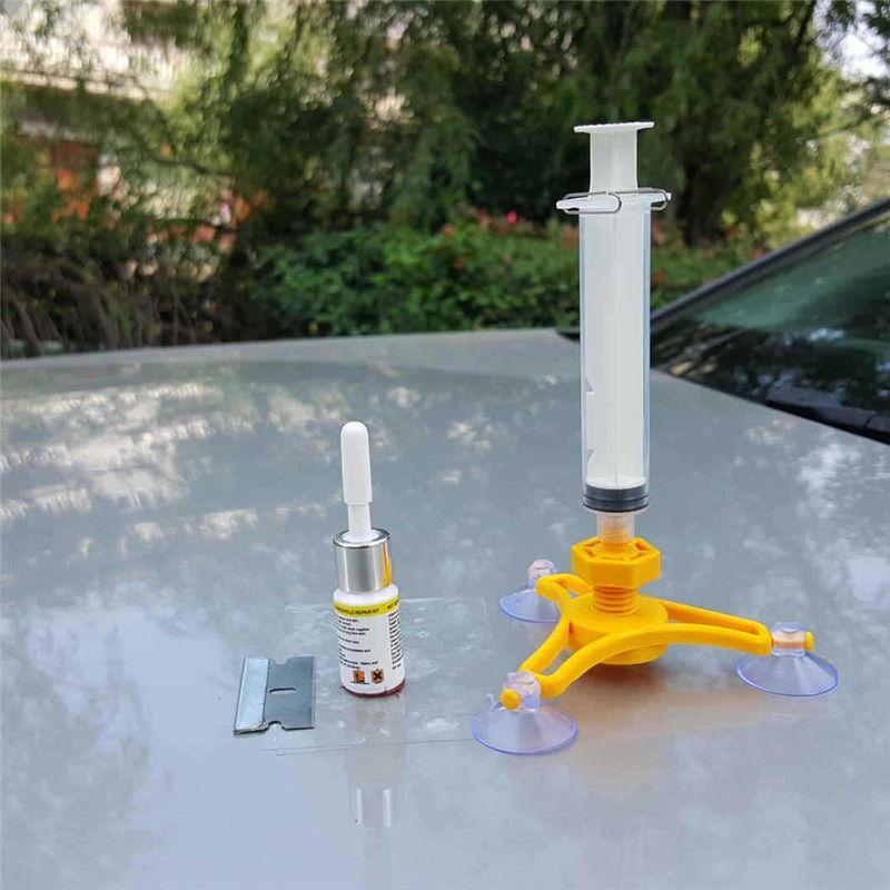Car windshield repair kit price 995