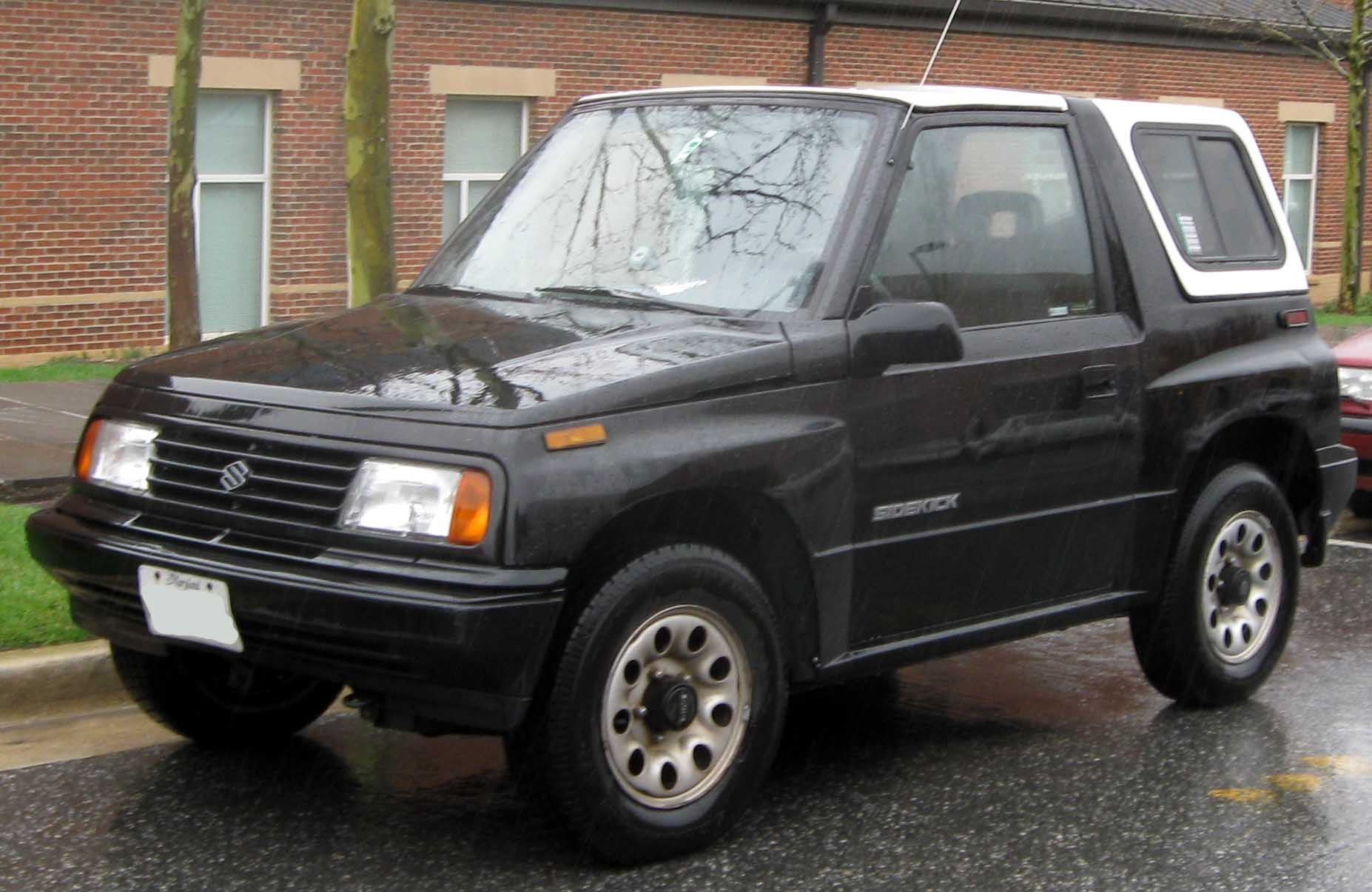 Suzuki Escudo 1989 1991 Suzuki Sidekick 2 Door Us Barn Door Barn Door Hardware Interior Doors For Sale