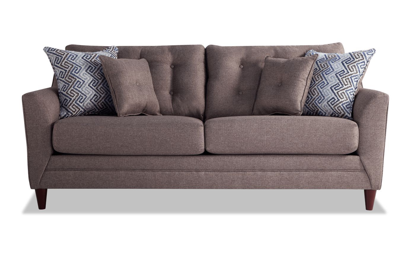 Jaxon Sofa Bobs Com Sofa Furniture Luxury Furniture Brands