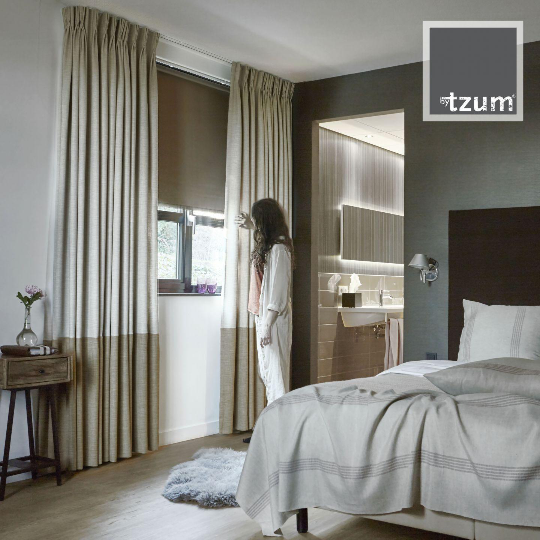 Afbeeldingsresultaat voor gordijnen voor gebogen ramen | Gordijnen ...
