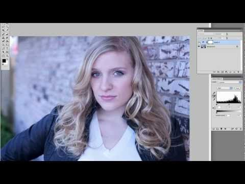 Photoshop Tutorial: Fast Color Adjustment with Levels