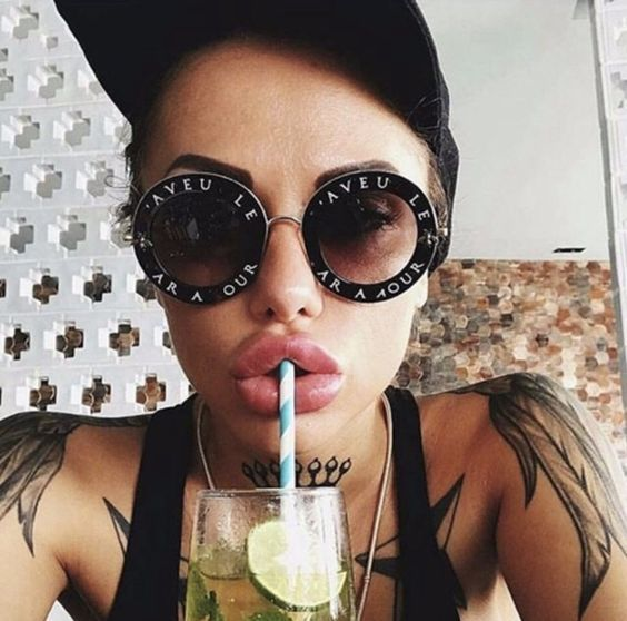 af528ae0e57 New 2019 Sunglasses - Desinger trendy cat eye sunglasses