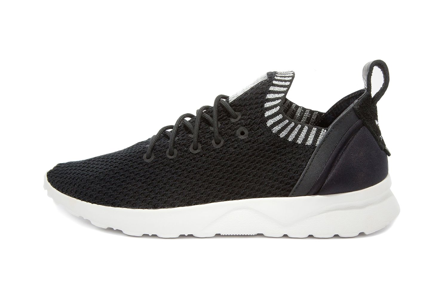 buy popular 30ee2 13804 adidas Slaps Primeknit on the ZX Flux in Questionable Move