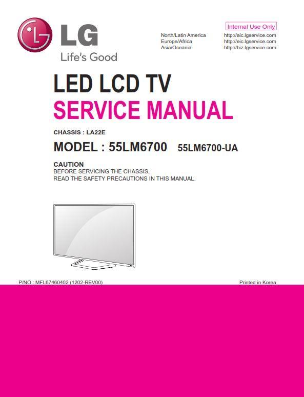lg 50ps3000 50ps3000 za plasma tv service manual download