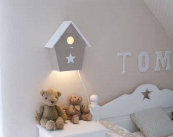 Babyzimmer Deckenlampe ~ Die besten 25 kinderzimmer lampe vogelhaus ideen auf pinterest