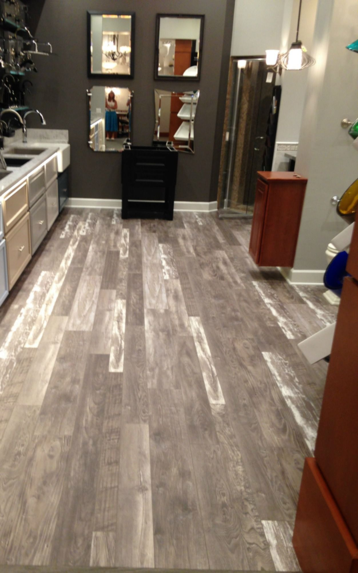 Oh My This Beautiful Architectural Remnants Laminate Floor From