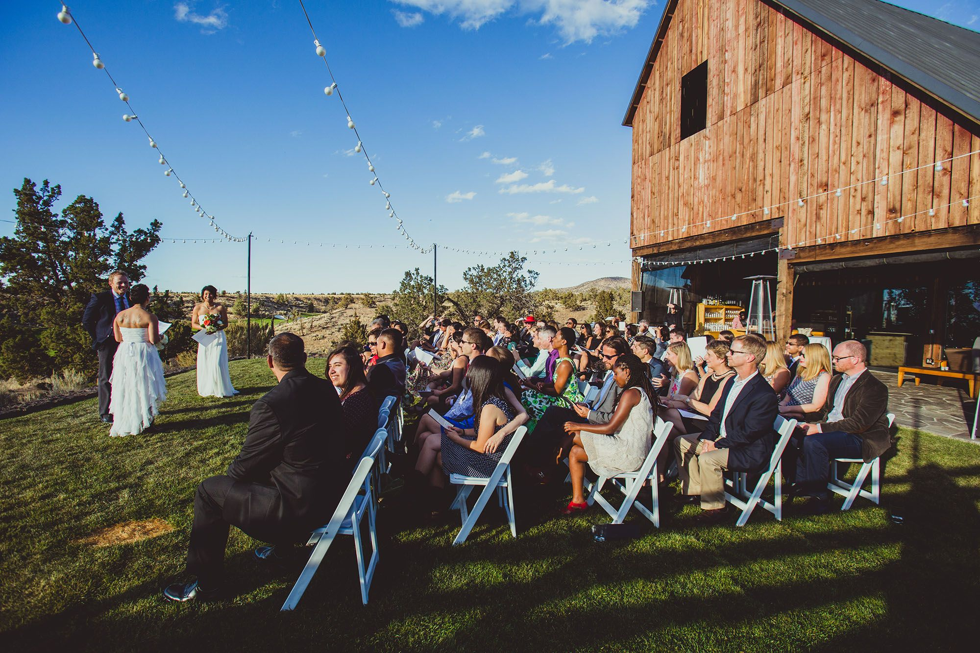 Jackie and Sarah The Barn Wedding Venue 3 | Wedding venues ...