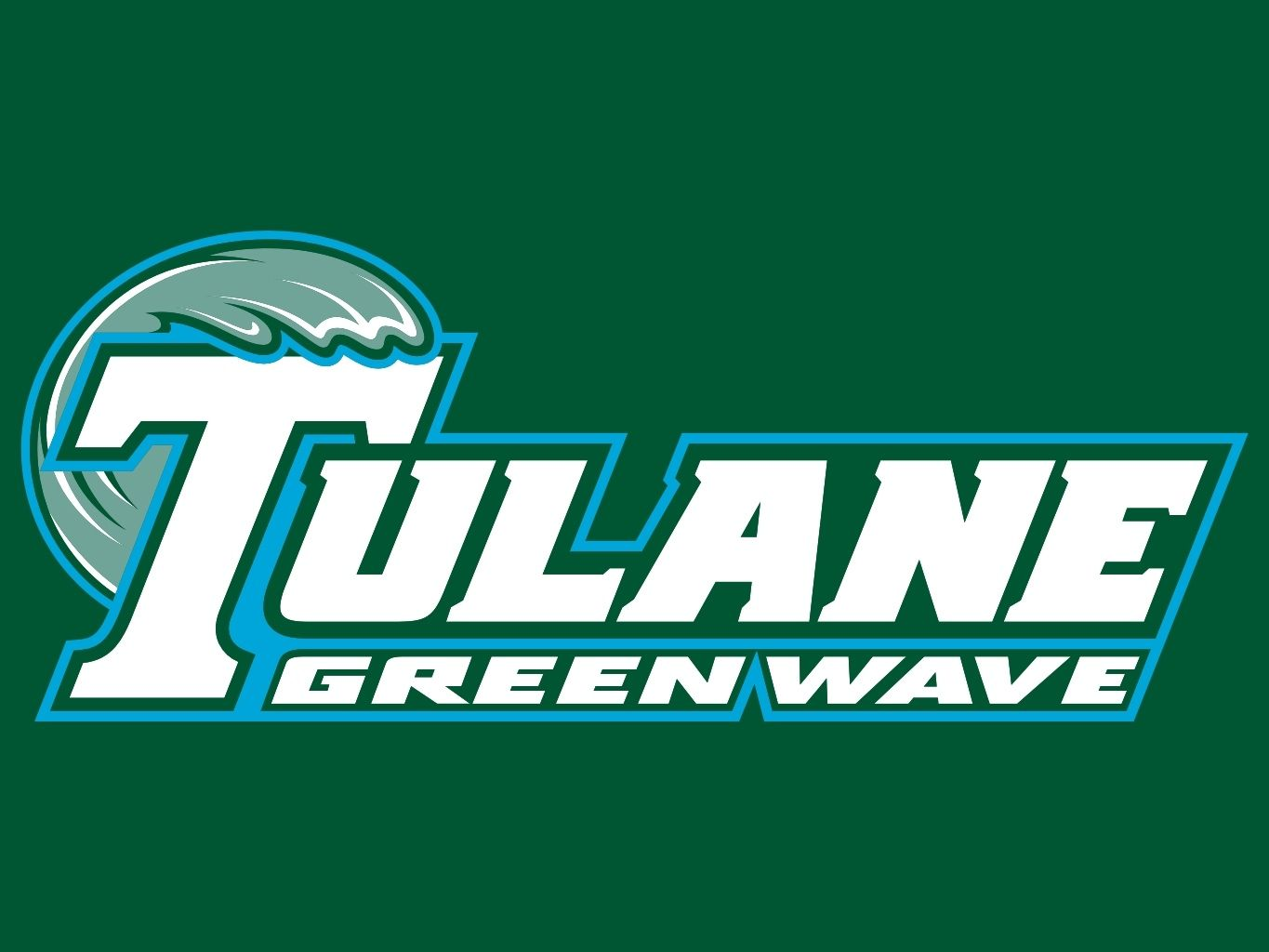 Tulane University Green Wave College Mascots And Logos