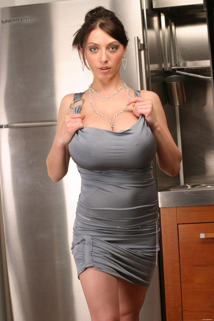 Breast hot wife