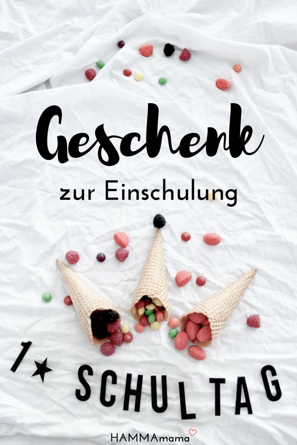 Diy Idee Geschenk Zur Einschulung Basteln Und Schön