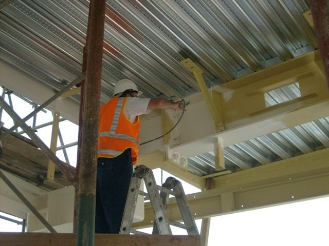 The Best Fireproof Coating Tips To Secure Your Factory And Business Http Commercialpaintingservi Painting Contractors Painting Services Industrial Paintings