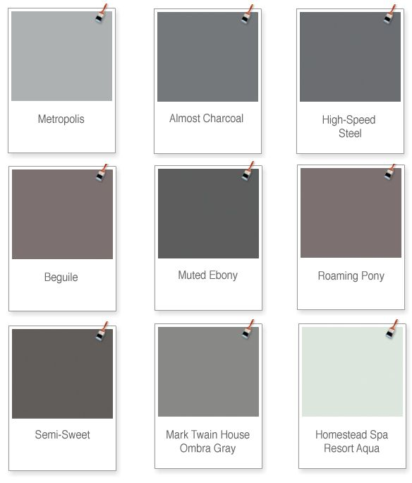valspar colors metropolis and almost charcoal with on lowe s valspar paint colors chart id=34562