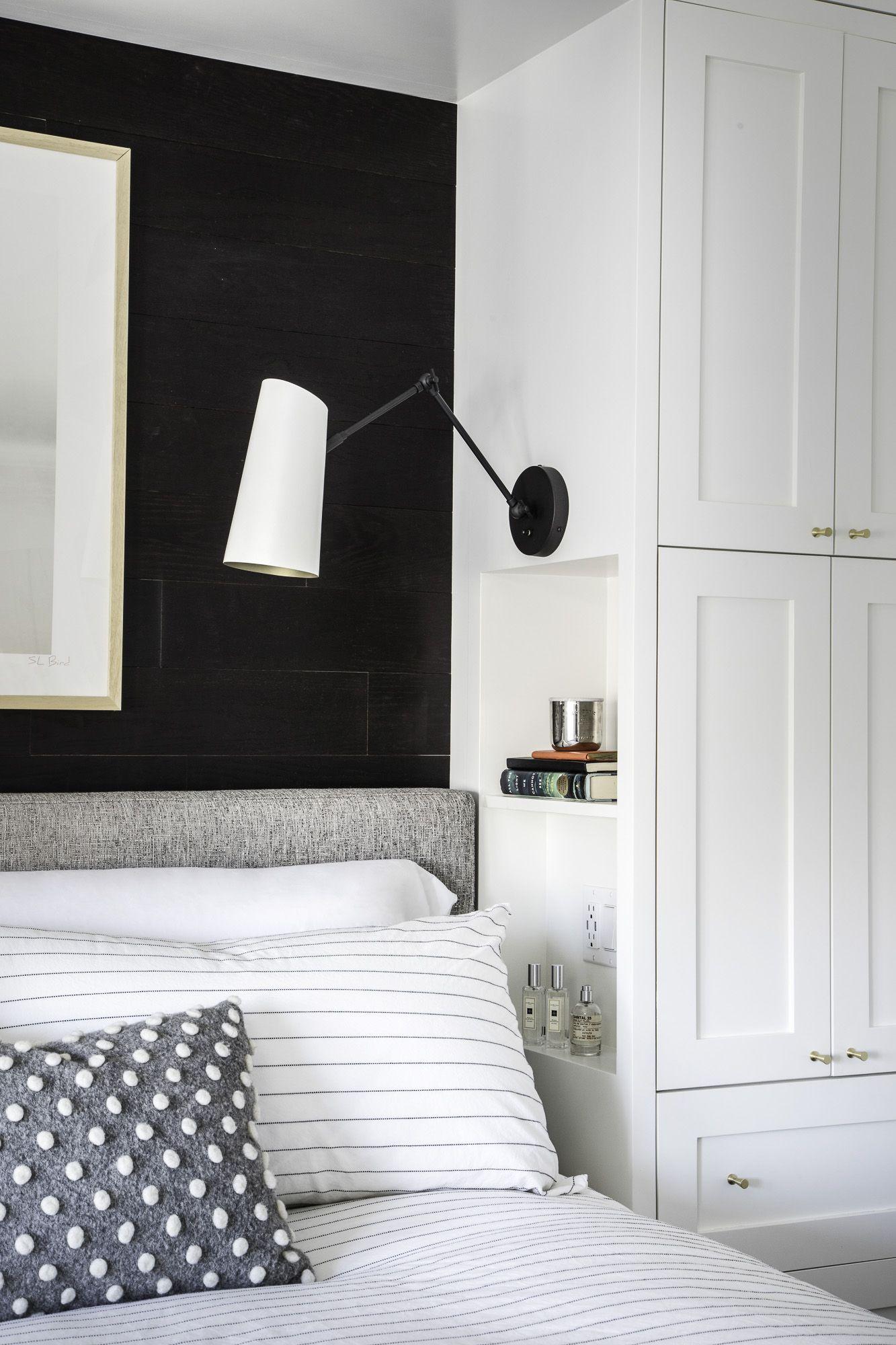 Master Bedroom Niche West village apartment, Niche