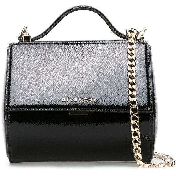 70c04f5cb0 Givenchy mini  Pandora Box  shoulder bag (148.410 RUB) via Polyvore  featuring bags