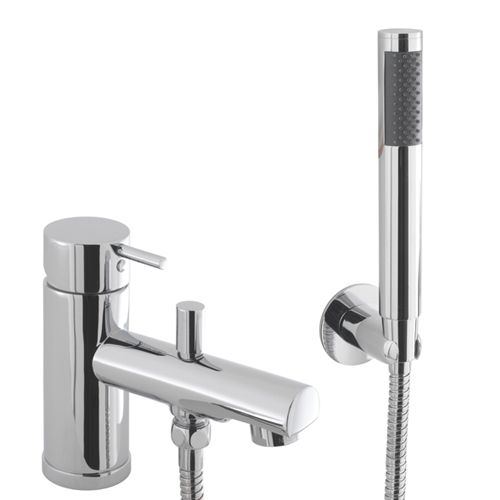 Crosswater Kai Lever Bath Shower Mixer KL410DC