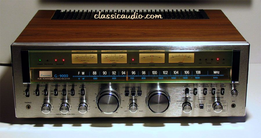 What vintage receiver do you have/want? | Page 30 | Steve