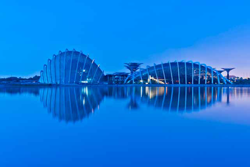 Magnificent Singapore's landmark Gardens by the Bay Got Building of the Year Award