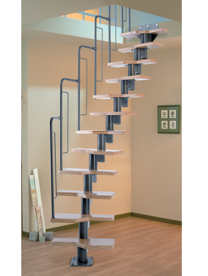 Exceptional Pull Down Attic Stairs   Stairs Design Design Ideas : Electoral7.