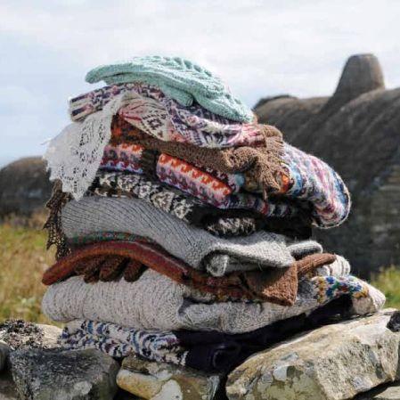 Kits - Jamieson and Smith, Real Shetland Wool, Fair Isle Knitting ...