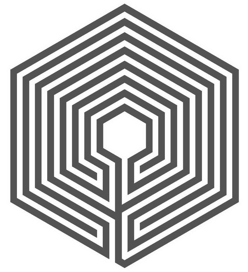 The Hexagonal Classical 3 Circuit Labyrinth | pattern | Pinterest ...