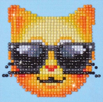 Pin By Ayse Din On Yap In 2020 Paint Kit Cat Cross Stitches