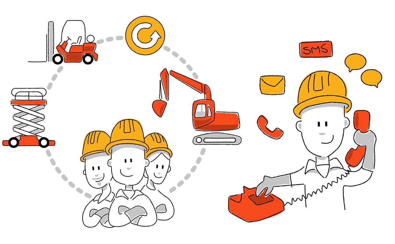 Getable - masili   ilustração e design
