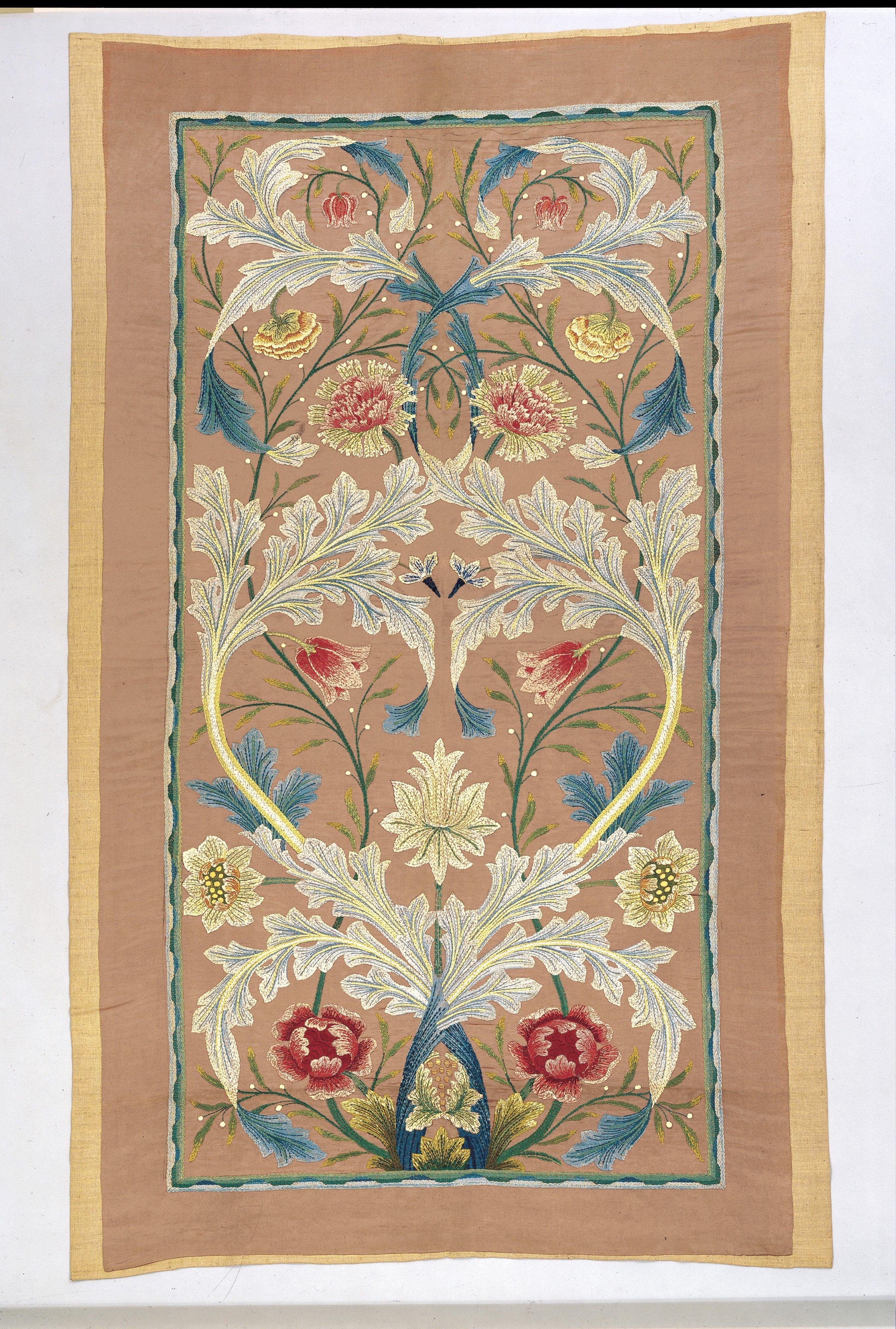 William Morris - Piece - British - The Metropolitan Museum