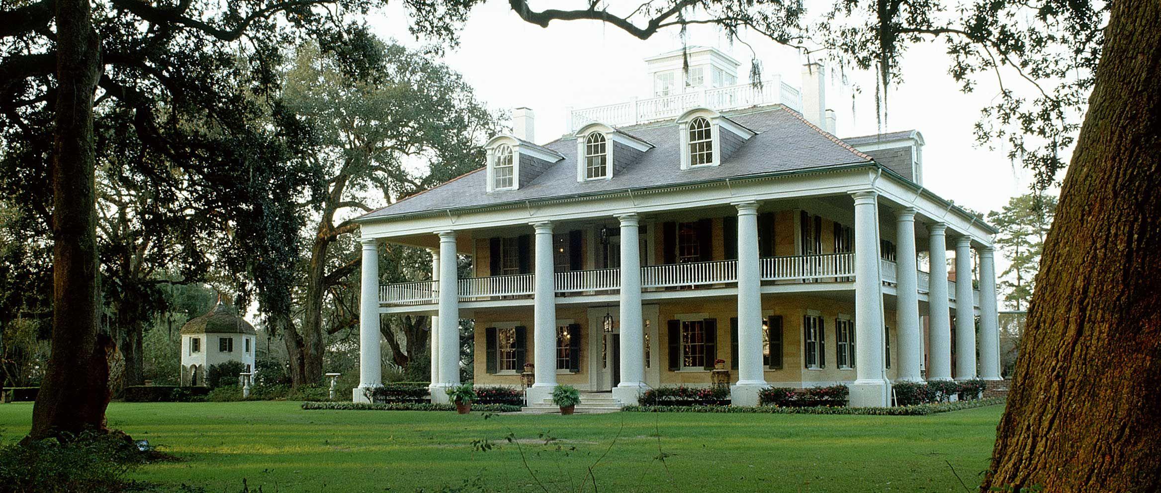 Houmas House Antebellum Plantation Home Architecture