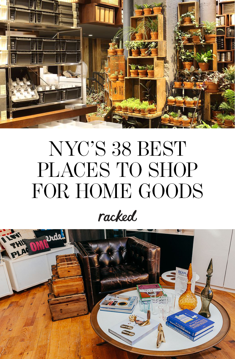 New York City's Best Home Goods And Furniture Stores