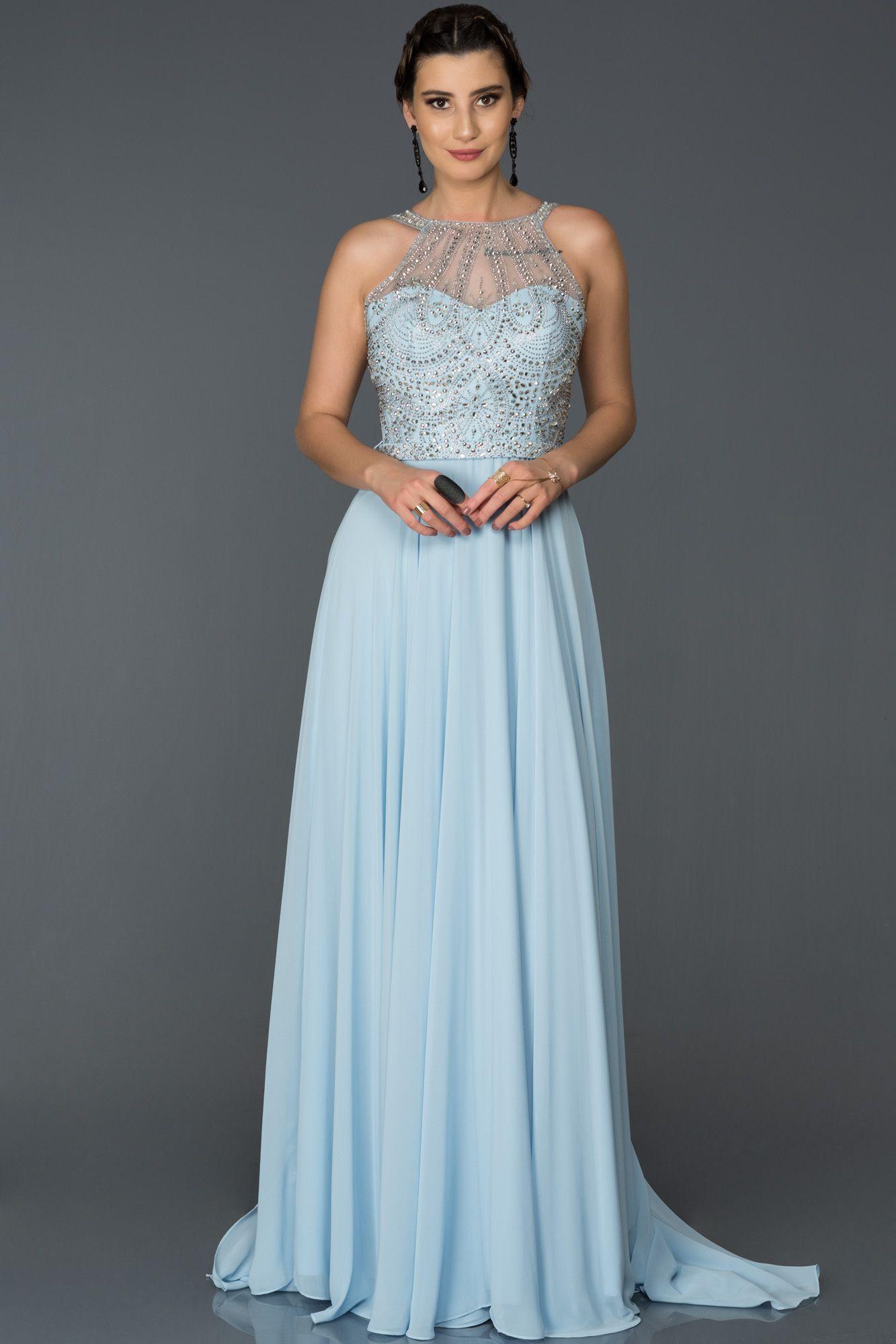Ozel Tasarim Abiye Elbise Ab7490 The Dress Elbise Elbiseler