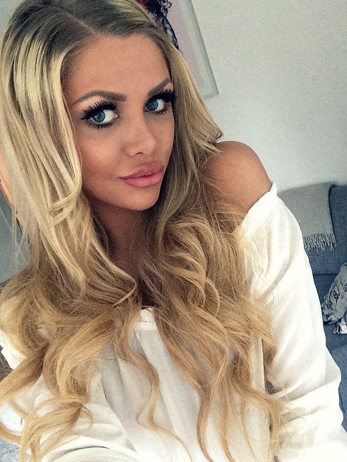 Makeup For Blonde Hair And Tan Skin Mugeek Vidalondon