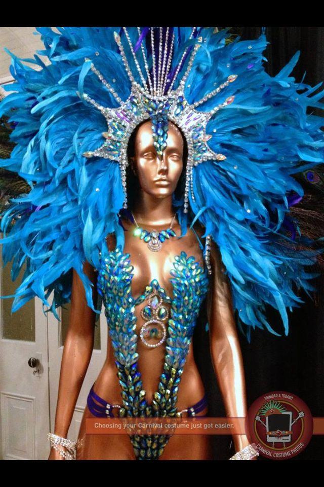 Caribbean Carnival Costumes Carnival Outfit Carribean Carribean