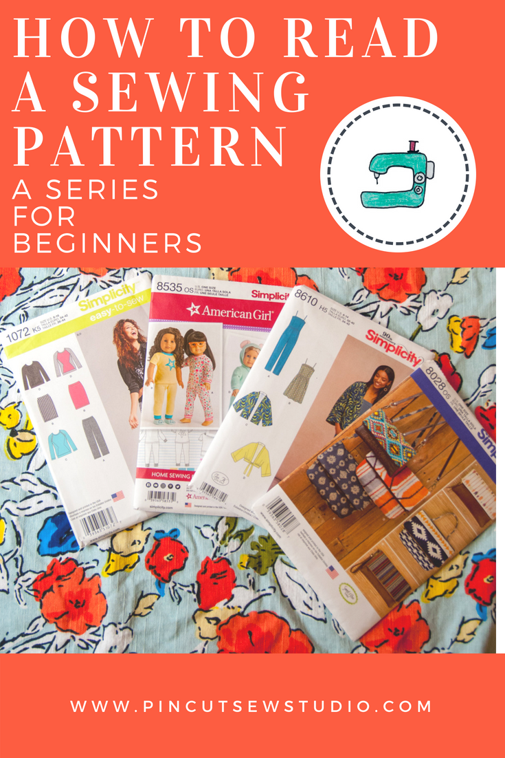 How to read a sewing pattern a beginner friendly series by pin cut how to read a sewing pattern a beginner friendly series by pin cut fandeluxe Images