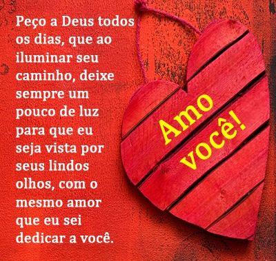 Linda Carta De Amor Mensagem De Amor Namorada Cartas De Amor Amor