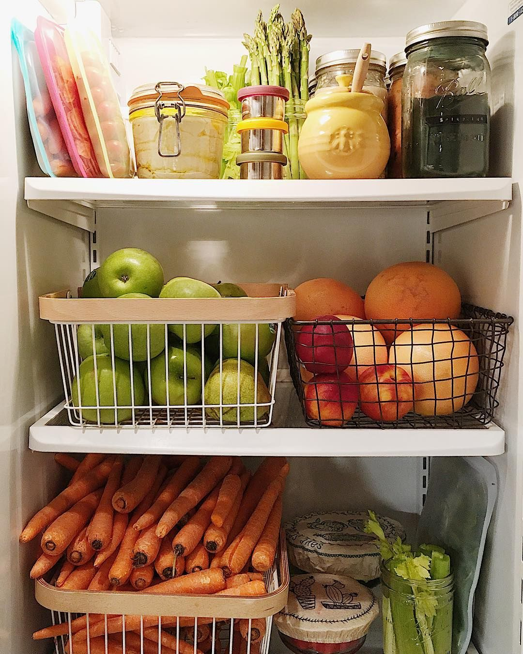 Brilliant Fridge Envy With Stasherbag Ziplock Alternatives By Simply Home Interior And Landscaping Pimpapssignezvosmurscom